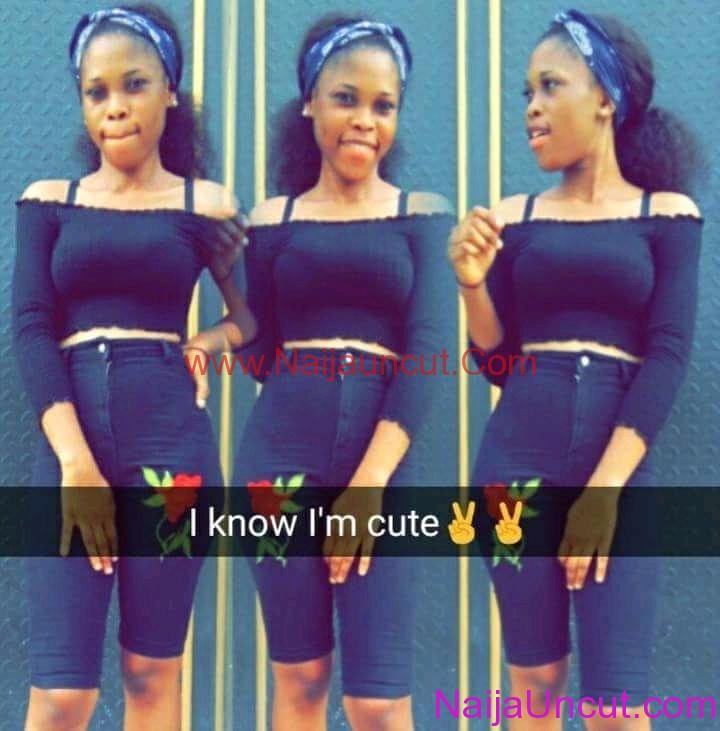 Another Hot Naija Slay Queen Breats Pictures To Her Sugar Daddy