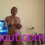 Video- Naija Girl Blessing From Akwa Ibom Dancing To Fella Song While Naked