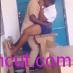 Teacher Caught Fucking Female Student Behind The School Hall