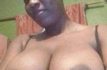 Elizabeth from Lagos showing her nude pics for #1500 recharge card