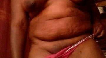 Madam Lola Sugar Mummy Goes Naked On Camera