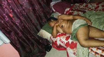 Updated: Pictures Of Ayomide From Abeokuta Sleeping After Sex