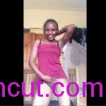 Campus Babe Ijeoma Dancing Naked on Camera Cos of Iphone