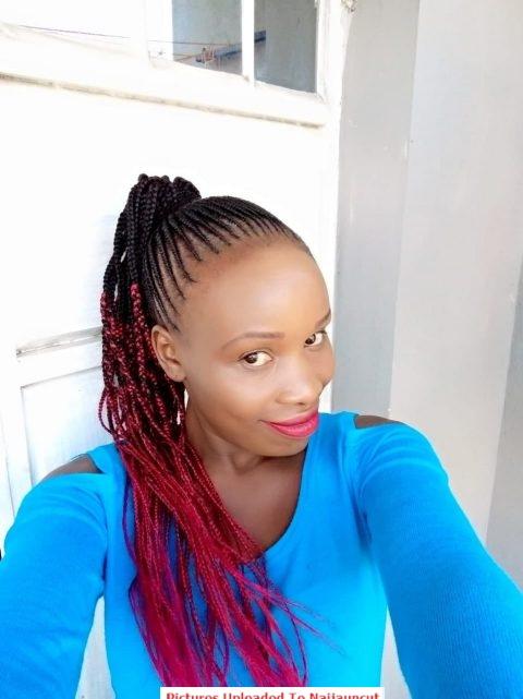 Nude Photos Of Princess Nyadi Student Of Kenyatta
